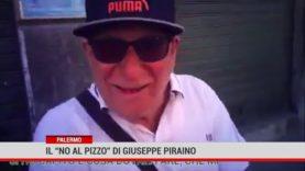 """Palermo. Il"""" no al pizzo"""" di Giuseppe Piraino"""
