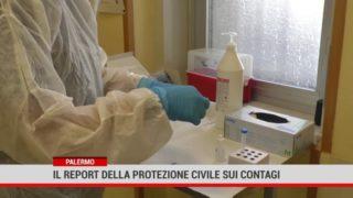 Palermo. Il report della Protezione Civile sui contagi