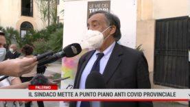 Palermo. Il sindaco mette a punto piano anti covid provinciale