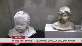 Palermo. In mostra i bronzetti di Antonio Ugo alla Galleria Athena
