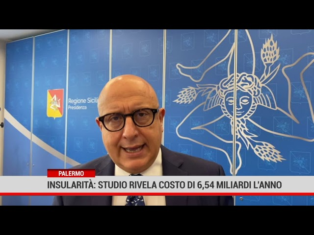 Palermo. Insularità: studio rivela costo di 6.54 miliardi l'anno