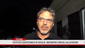 Palermo. Istituto Zootecnico Sperimentale di Sicilia, incontro con gli allevatori