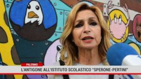 "Palermo. L' Antigone all'Isituto scolastico "" Sperone – Pertini"""