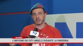Palermo. L' impegno dei City Angels durante la pandemia
