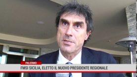 Palermo. La Federazione Medico Sportiva Sicilia ha un nuovo presidente regionale