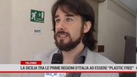 """Palermo. La Sicilia tra le prime regioni d'Italia ad essere """"plastic free"""""""