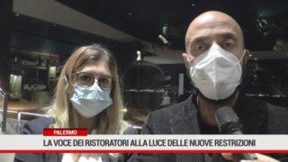 Palermo. La voce dei ristoratori alla luce delle nuove restrizioni