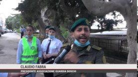 Palermo.L'associazione Nazionale Guardia boschi in aiuto all'Istituto zootecnico