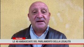 Palermo. Le 40 ambasciate del Parlamento della legalità internazionale