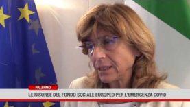 Palermo. Le risorse del fondo sociale europero per l'emergenza covid