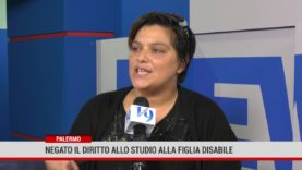 Palermo. Negato il diritto allo studio alla figlia disabile