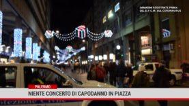 Palermo. Niente concerto di Capodanno in piazza