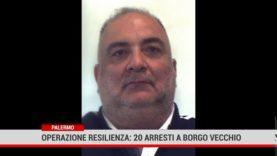 Palermo. Operazione Resilienza: 20 arresti a Borgo Vecchio