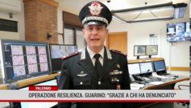 """Palermo. Operazione Resilienza. Guarino"""" Grazie a chi ha denunciato"""""""