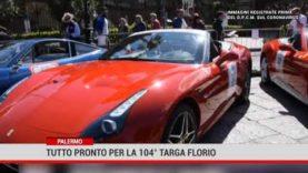 Palermo. Presentata oggi l'edizione numero 104 della Targa Florio