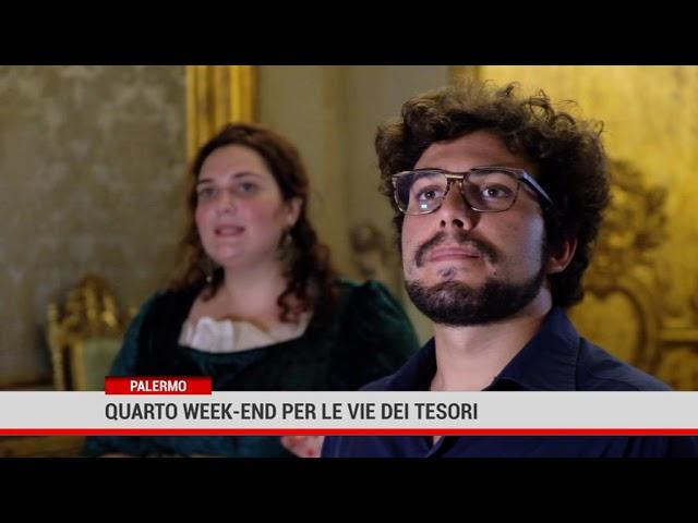 Palermo. Quarto week end per le vie dei tesori