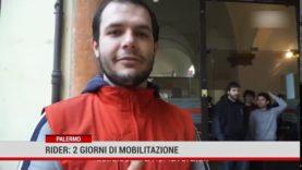 Palermo. Riders:  2 giorni di mobilitazione
