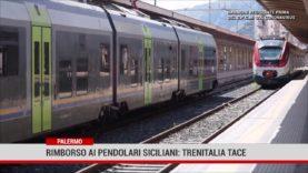 Palermo. Rimborso ai pendolari siciliani: Trenitalia tace