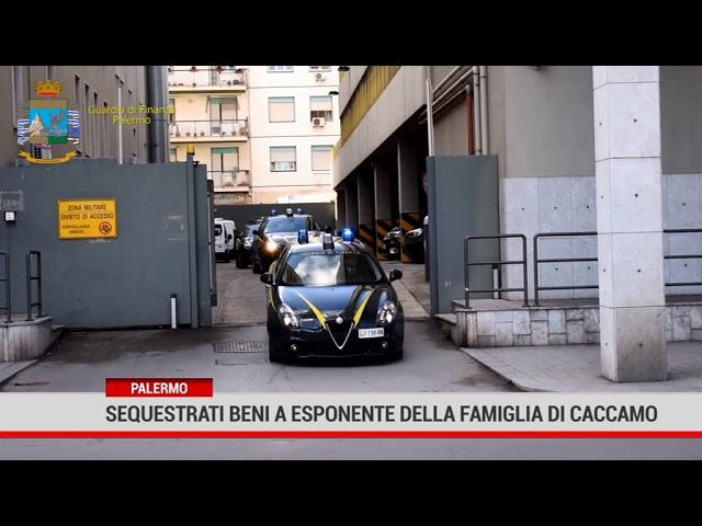 Palermo. Sequestrati beni a esponente della famiglia di Caccamo