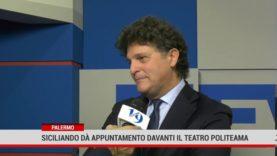 Palermo. Siciliando dà appuntamento davanti il Teatro Politeama