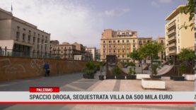 Palermo. Spaccio droga, sequestrata villa da 500 mila euro