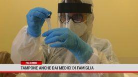 Palermo. Tampone anche dai medici di famiglia