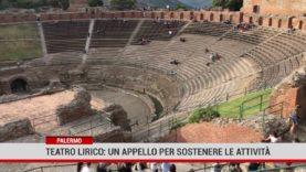 Palermo. Teatro lirico: un appello per sostenere le attività