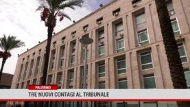Palermo. Tre nuovi positivi al Tribunale
