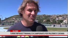 Palermo. Turno infrasettimanale di campionato per Palermo e Catania
