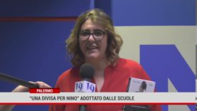 """Palermo. """" Una divisa per Nino"""" adottato dalle scuole"""