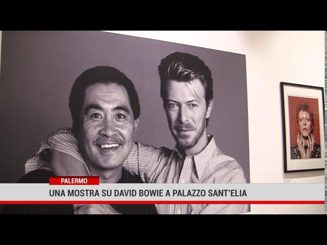 Palermo. Una mostra su David Bowie a Palazzo Sant'Elia