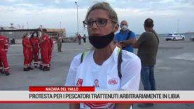 Pescatori ostaggio in Libia, protesta a Mazara del Vallo