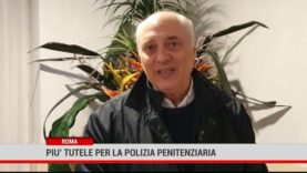 Roma. Più tutele per la polizia penitenziaria