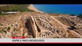 Selinunte. Riapre il parco archeologico