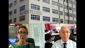 SPECIALE SCUOLA  FILIPPO CUCINA CON MARGHERITA SANTANGELO DIRIGENTE SCOLASTICO IISS A. VOLTA PALERMO