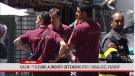 Vigili del Fuoco. Uilpa in piazza a Roma il 22 luglio contro l'aumento di 13 euro in busta paga