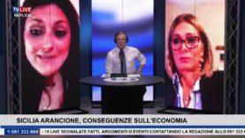 """19 LIVE """"SICILIA ARANCIONE, CONSEGUENZE SULL'ECONOMIA"""" con On. FRANCESCA DONATO  e On. JOSE' MARANO"""