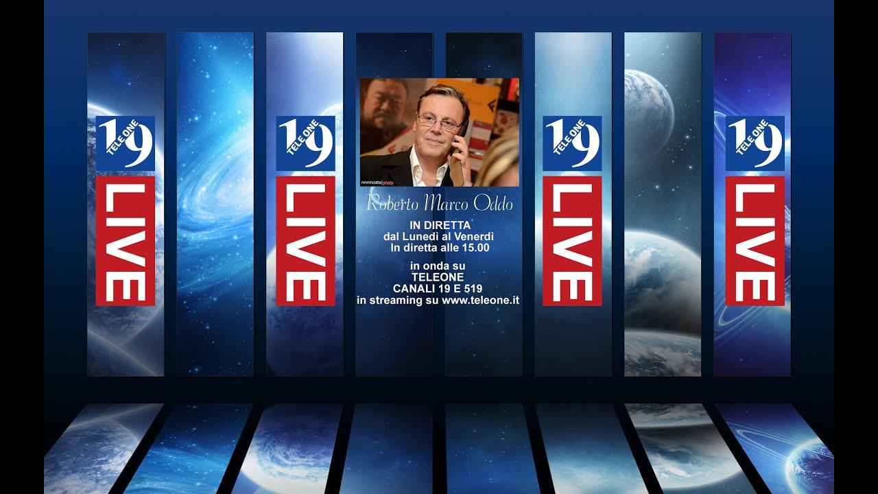 19 LIVE TUTTI I GIORNI IN DIRETTA ALLE 15.00