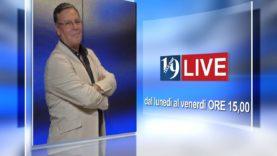 #19LIVE 218a puntata del 4.11.20, con il Presidente della Regione Siciliana On. @NelloMusumeci.