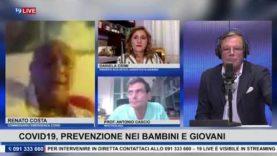 19LIVE COVID19, PREVENZIONE NEI BAMBINI , con Dr. RenatoCosta, Prof. AntonioCascio e Daniela Crimi