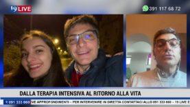 """19LIVE """"DALLA TERAPIA INTENSIVA AL RITORNO ALLA VITA"""" la testimonianza di Dario Maggio"""