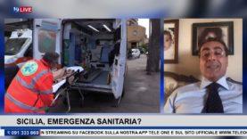 19LIVE – EMERGENZA SANITARIA? con il Prof. Salvatore Corrao Dir. UOC Medicina Generale Civico PA