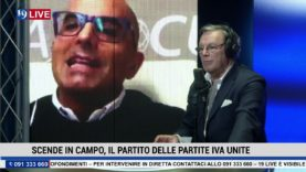 19LIVE – IL PARTITO DELLE PARTITE IVA UNITE, con A. Gigliotti, M.Attinasi, V. Di Maria, A. Azzimati