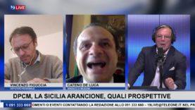 19LIVE – LA SICILIA ARANCIONE, EMERGENZA, con @Cateno De Luca e @VincenzoFiguccia.