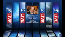 19LIVE  puntata n. 220 del 6.11.2020 #Sicilia Arancione, le conseguenze del #DPCM.