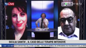"""19LIVE """"SANITA', IL CASO DELLE TERAPIE INTENSIVE"""" con il CIMO Prof. R.Spampinato e Dr. G.Bonsignore"""