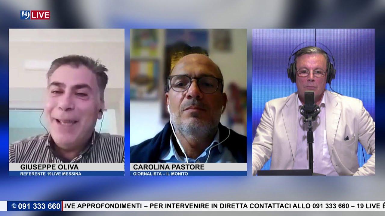 19LIVE SICILIA, AZIONI PER SALVARE IL TURISMO, CON CRISTIAN DEL BONO E GIUSEPPE OLIVA
