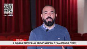 """Bagheria. Il Comune partecipa al premio nazionale """" Smartphone d'oro"""""""