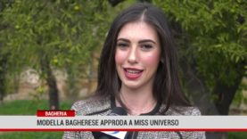 Bagheria. Modella bagherese approda a Miss Universo