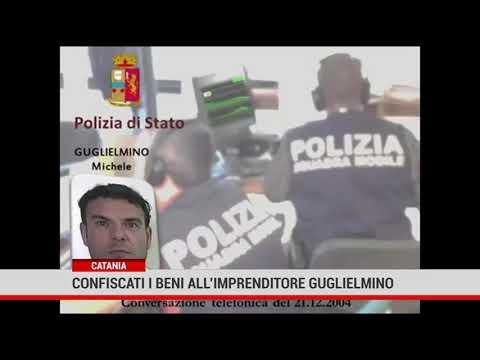 Catania. Confiscati i beni all'imprenditore Guglielmino